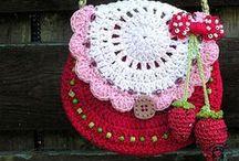 Crochet Bags / by madi aish