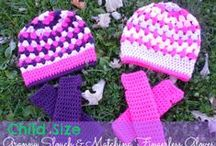 Crochet Accessories / by madi aish