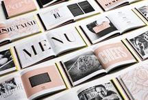 editorial design / design for print