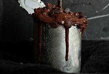 Divin CHOCOLAT ! / Le chocolat c'est tellement bon ! / by Martine L