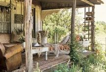 Decorating: Rustic Chic / by Brianna Graham