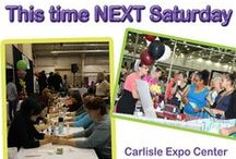 Sneak Peek -- Cumberland County Women's Expo / The Cumberland County Women's Expo will take place at the Carlisle Expo Center on November 8th from 9am until 3pm!