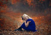 Baby Autumn Photography