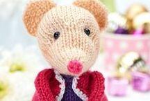 Amigurumi knitting