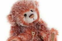 Charlie Bears collection