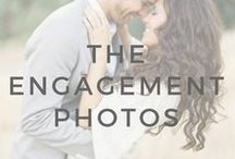 12+ Months: The Engagement Photos / Ideas and inspiration on how to announce your special news