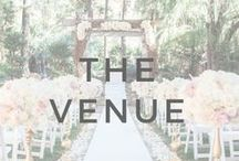 12+ Months: The Venue / Ideas and inspiration on where to spend your special day (and how to make it your own)