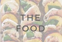 9+ Months: The Food / Ideas and inspiration to help you decide on the catering