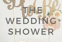 3+ Months: The Wedding Shower / Ideas and inspiration to help you when planning your wedding shower