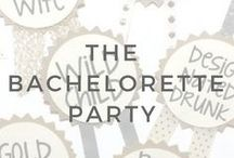 1+ Months: The Bachelorette Party / Ideas and inspiration to help you when deciding on how to spend your last big fling before the ring