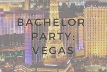 Bachelor Party: Vegas Themed