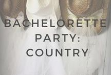 Bachelorette Party: Country