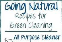Keep it Clean / by Brittany Rihanek
