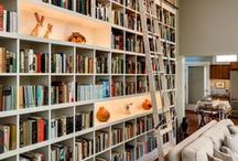 Bookshelves / by Liberty Bay Books