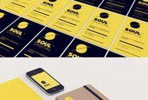 Branding/Corporate Identity / by Lucy Li