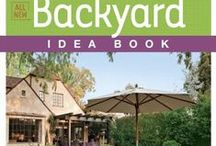 Gardening, outdoor rooms / by Liberty Bay Books