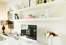 Business Goodness / Office spaces, organization and style - because it's necessary to keep your sh*t together and keep it classy :) / by Elnora Hawley