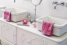 Home Decor: Bedrooms/Bathrooms