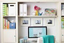 Decorating/Organizing / by Kim Foisy