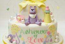 Cakes: Baby