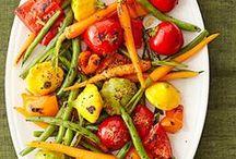 Veggies/Salads / by Kim Foisy