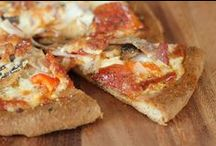 pizza low carb / by Jane Griffin