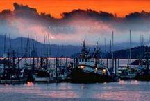 Sitka Sunsets / Spectacular sunsets in beautiful Sitka Alaska