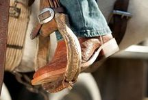 Boots, Boots, Boots / Boots and casuals are a staple for every cowboy and cowgirl.
