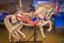 Art of the Vintage Carousel / by Stephanie Blaylock