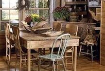 Home Decor: Rustic / by Christina Davison