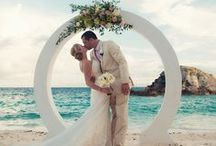 Weddings: Beach Theme / by Christina Davison
