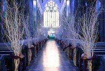 Weddings: Christmas/Winter Theme / by Christina Davison