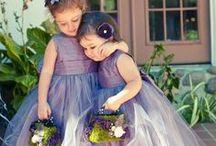 Weddings: Flower Girls / by Christina Davison