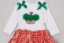 Girly Girl Holiday Fashion