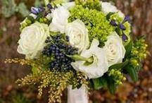 Weddings: Shades of Green