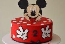 Party Time: Mickey Mouse / by Christina Davison