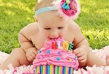 Party Time: Girls First Birthday / by Christina Davison