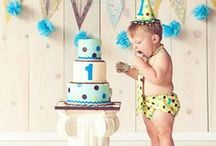 Party Time: Boys First Birthday