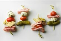 Cookbook - Appetizer / by Willemien