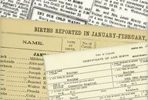 A Genealogical Obsession / Researching genealogy & family history
