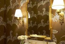 Bathrooms and Closets / by Betsey Pope