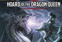 TYRANNY OF DRAGONS / A LIST OF CHARACTERS FROM THE CAMPAIGN / by Rich Guth