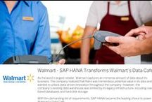 Customer success stories / Walmart, Under Armour and the NFL are just to name a few. These happy customers are witness to the positive aftermath of using SAP software. Read on about each company's journey to success!