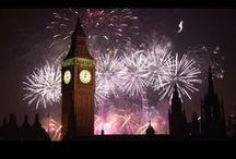 Things to do on New Year's Eve / On New Year's Eve, London comes alive with fireworks, celebrations and parties. Explore our New Year's Eve board for things to do on the big day, from a memorable dinner with a special someone to river cruises, and watch London light up with breathtaking fireworks!