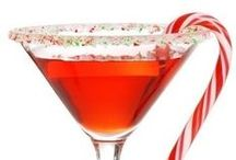 Christmas Cocktails / Soak up the atmosphere and make your Christmas a merry one with these great festive Christmas cocktails ideas.