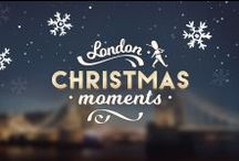 London Christmas Moments / Share London's magical moments this Christmas with #LondonMoments
