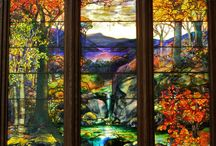 Tiffany - The Master of Stained Glass