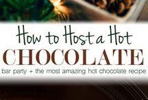 Hot Chocolate Bar Ideas