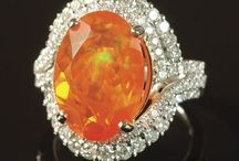 Beautiful Baubles - Fire Opals