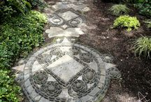 Creative Garden Paths